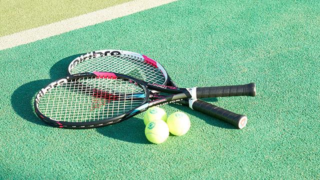 手ぶらでテニス!